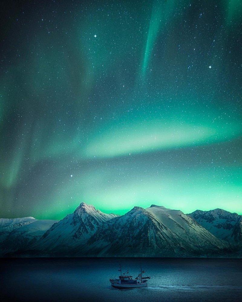 Норвегия красота, мир, природа, путешествия