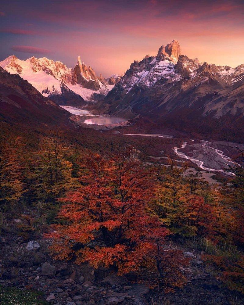 Аргентина красота, мир, природа, путешествия