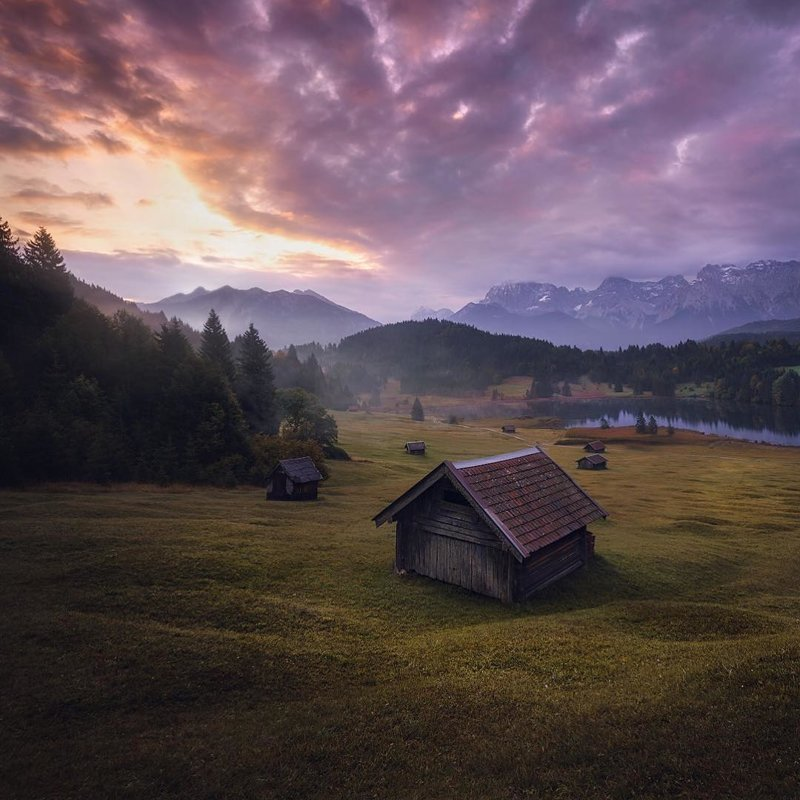 Германия красота, мир, природа, путешествия