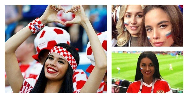 В футбольных трансляциях могут снизить количество планов с красивыми девушками FIFA, FemaleSportsJournalists, LetHerWork, ynews, болельщицы, красавицы, мундиаль, чм2018