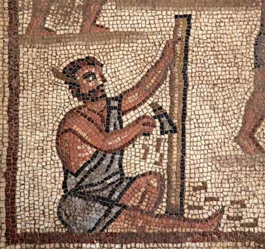 Раскопки в Хукока ведутся с 2012 года  Израиль, археология, мозаика, наука, открытие, синагога, сюжет