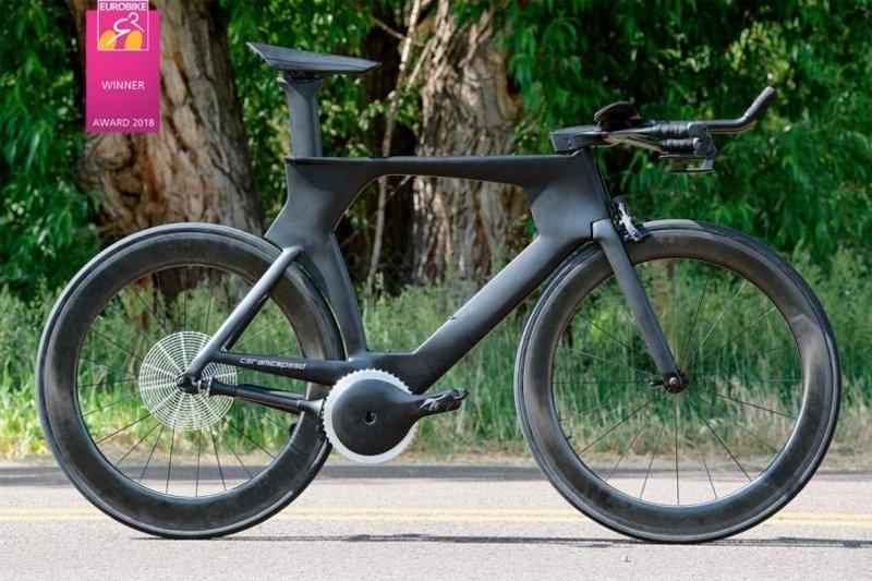 Компания CeramicSpeed разработала самую эффективную велосипедную трансмиссию в мире велосипед, новости техники, трансмиссия