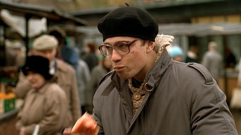 «Брат», 1997 Российское кино, кино, культовые фильмы, советское кино, фильмы
