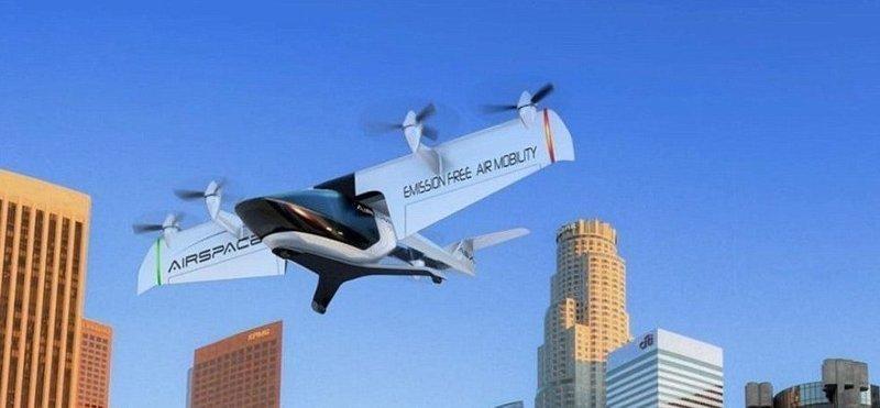 """""""Летающие поезда"""" со съемными крыльями доставят авиапассажиров прямо на вокзал ynews, изобретения, интересно, летающий поезд, новости, новый транспорт, познавательно, технологии"""