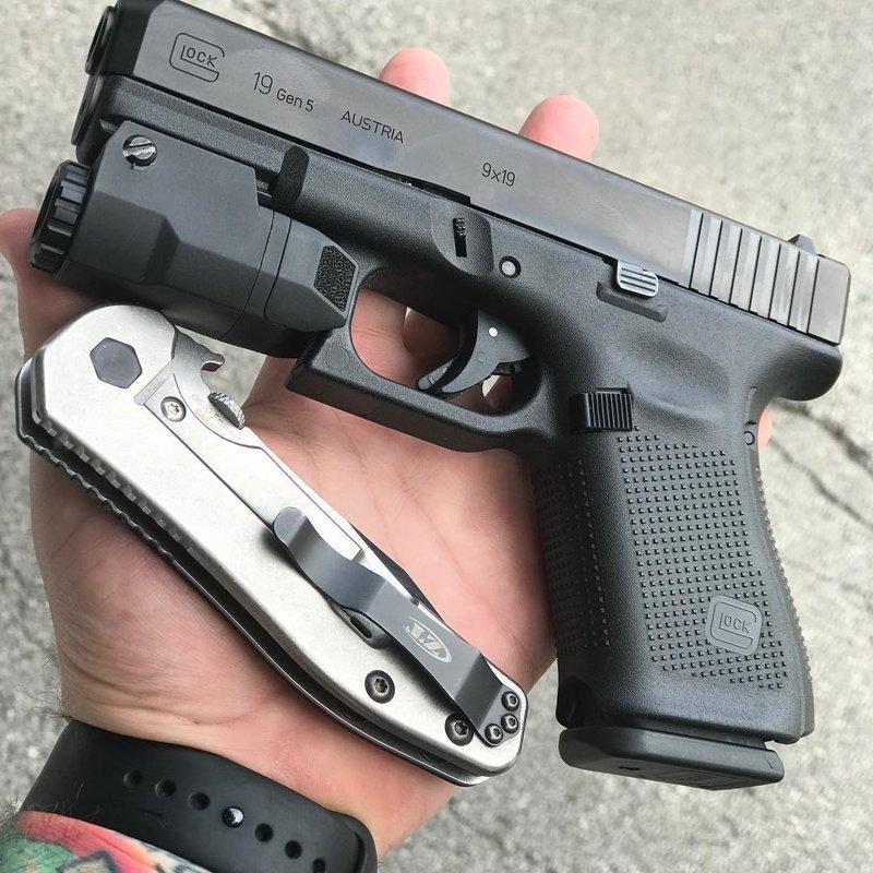Glock 19 америка, американцы, оружие, сша, штаты