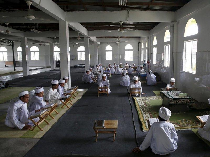 Малайзия классы, образование, обучение, познавательно, путешествие, школы, школьники, это интересно