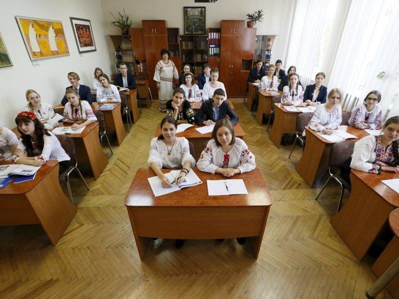 Украина классы, образование, обучение, познавательно, путешествие, школы, школьники, это интересно