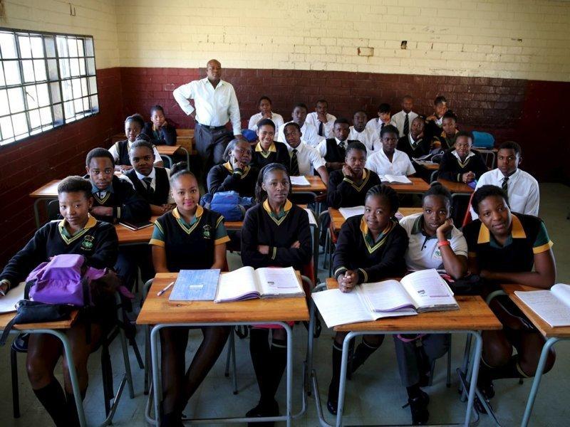 ЮАР классы, образование, обучение, познавательно, путешествие, школы, школьники, это интересно