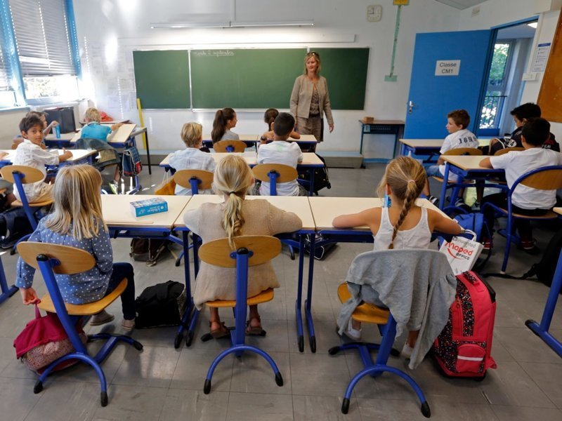 Франция классы, образование, обучение, познавательно, путешествие, школы, школьники, это интересно