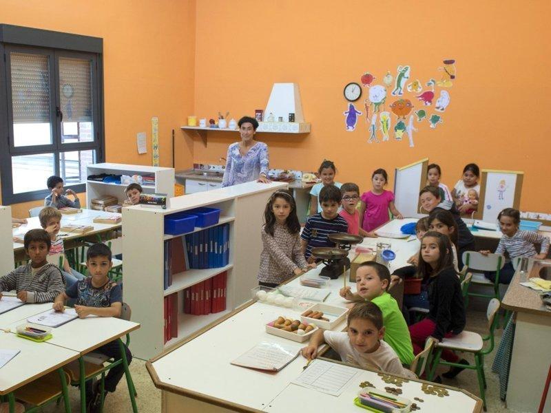 Испания классы, образование, обучение, познавательно, путешествие, школы, школьники, это интересно