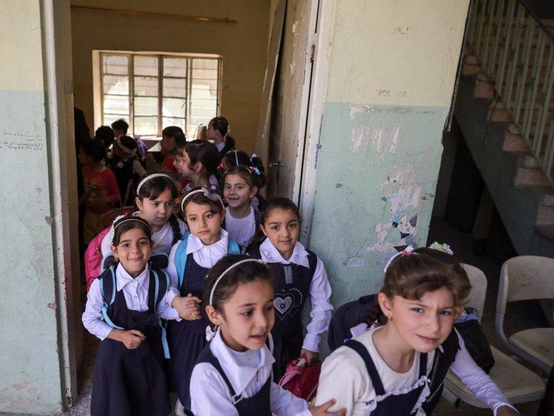 Ирак классы, образование, обучение, познавательно, путешествие, школы, школьники, это интересно