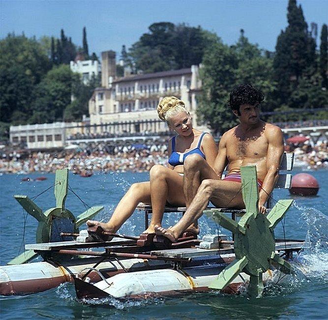 Сочи, 1970-ые СССР, история, фотографии в цвете