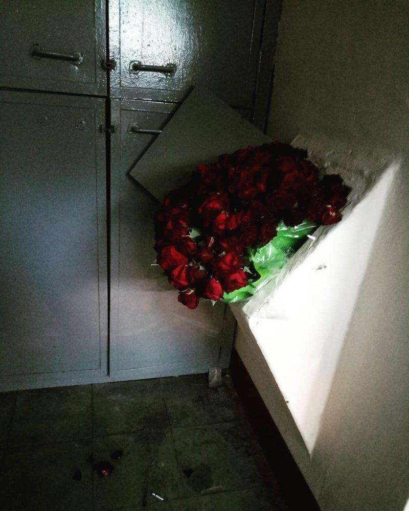 10. Свидание не удалось мусорка, помойка, помойное ведро, россия, свалка, фото
