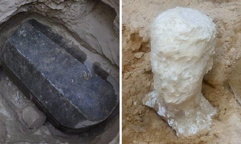 Египтологи предполагают, что нашли гробницу Александра Македонского ynews, александр македонский, александрия, археология, гробница, египет, новости, раскопки