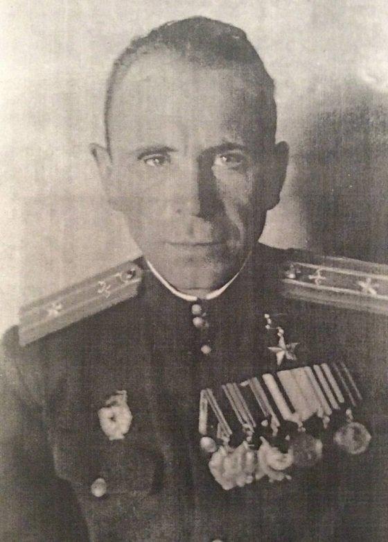 Четыре воздушных тарана «невменяемого русского» Борис Иванович Ковзан, вов, чтобы помнили