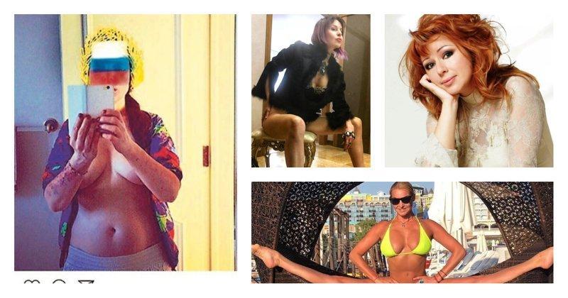 Невзирая на возраст и предрассудки: на что идут бывшие звезды в надежде вернуть популярность Instagram, звезды и знаменитости, фото