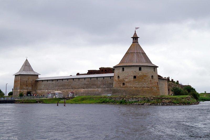Шлиссельбург и крепость Орешек путешествия, факты, фото