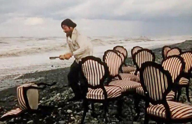 «Надо кончать снимать Пуговкина - он неинтересен и надоел!» известные актеры, кино, михаил пуговкин