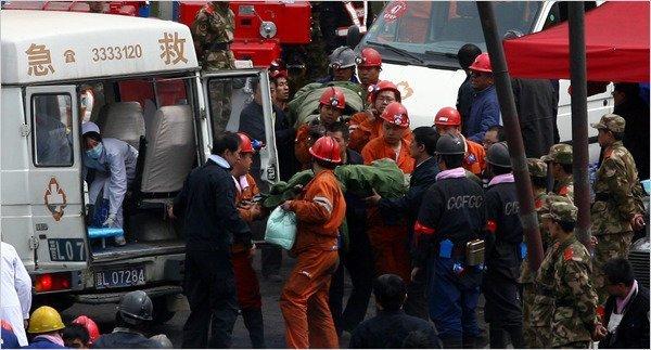 Инцидент на шахте Ванцзянинг германия, землетрясение, пещера, спасение, тайланд, трагедия, шахта