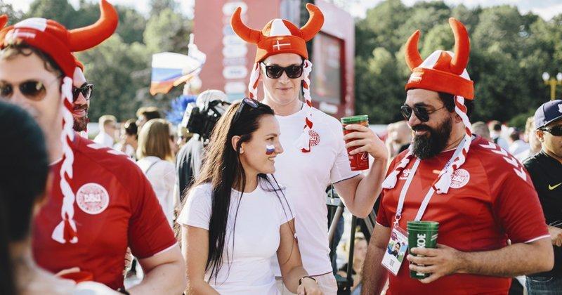 Датские «большие сиськи» стали поводом для штрафа FIFA, ynews, новости, сексизм, чм-2018, штраф
