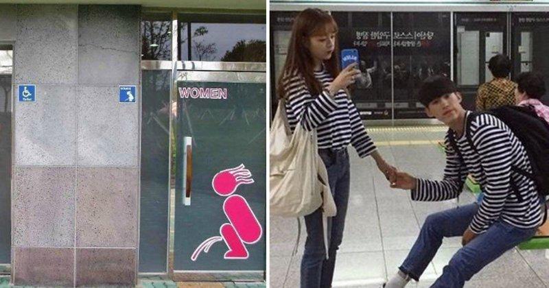10 странностей Южной Кореи, которые могут свести с ума внешность, подарки, собаки, странности, церковь, южная корея