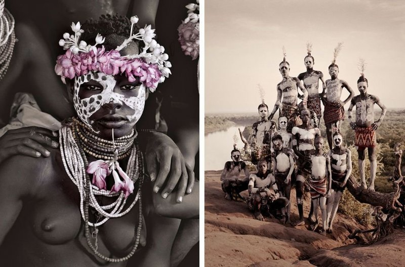 Народ каро, Эфиопия африка, народ, племя, фото, фотограф, фотография, фотомир, фотопроект