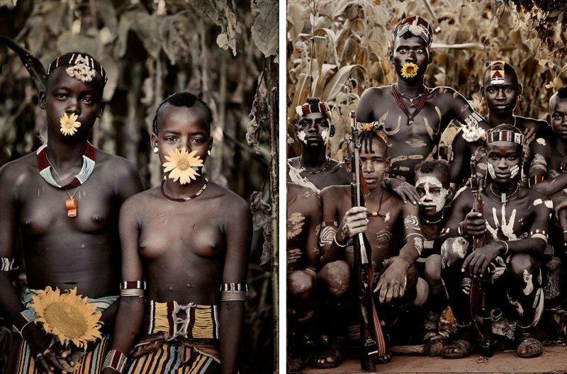 Народ банна, Эфиопия африка, народ, племя, фото, фотограф, фотография, фотомир, фотопроект