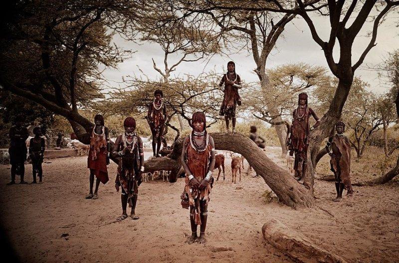 Народ хамар, Эфиопия африка, народ, племя, фото, фотограф, фотография, фотомир, фотопроект