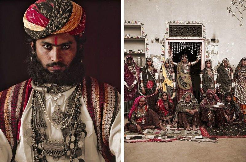 Народ рабари, Индия африка, народ, племя, фото, фотограф, фотография, фотомир, фотопроект