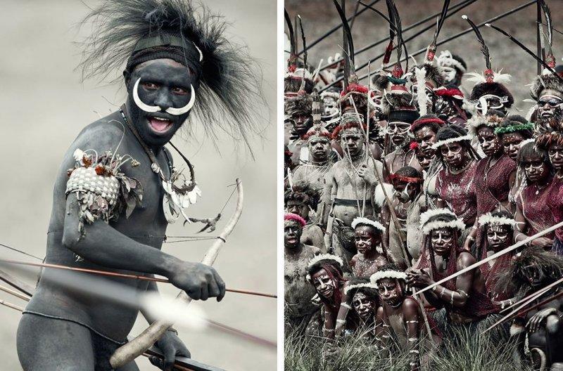 Народ дани, Индонезия африка, народ, племя, фото, фотограф, фотография, фотомир, фотопроект