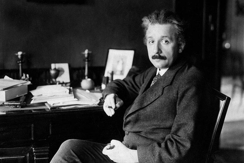 Эйнштейн пишет президенту. день в истории, проект «Манхэттен», сша
