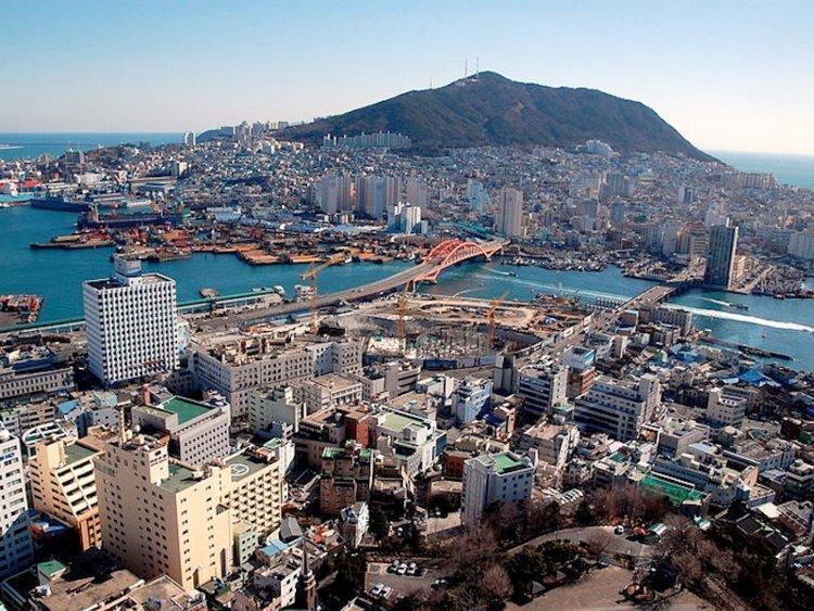 1. Пусан, Южная Корея Lonely Planet, азия, куда поехать, план поездки, путешествия, рекомендации, советы бывалых, экспертное мнение