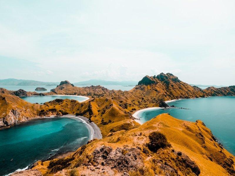10. Национальный парк Комодо, Индонезия Lonely Planet, азия, куда поехать, план поездки, путешествия, рекомендации, советы бывалых, экспертное мнение