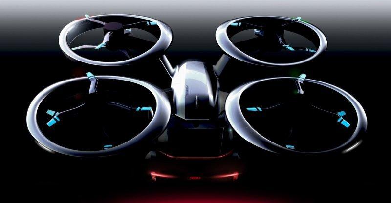 За наземную составляющую, что вполне логично, отвечает Audi, которая готовится сделать электрическую ходовую часть, позволяющую перемещаться по дорогам общего пользования. airbus, audi, авто, автомобили, будущее, концепт, концепт-кар, летающий автомобиль