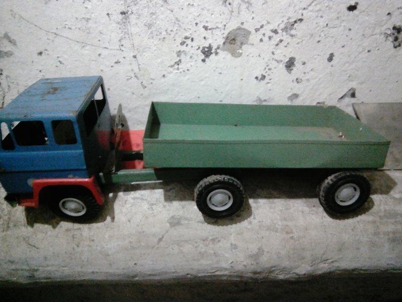 Машинки советских мальчишек