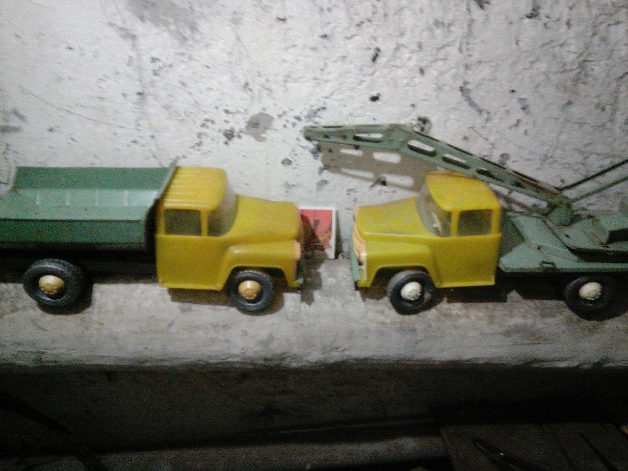 советские машинки игрушки фото была нете, что