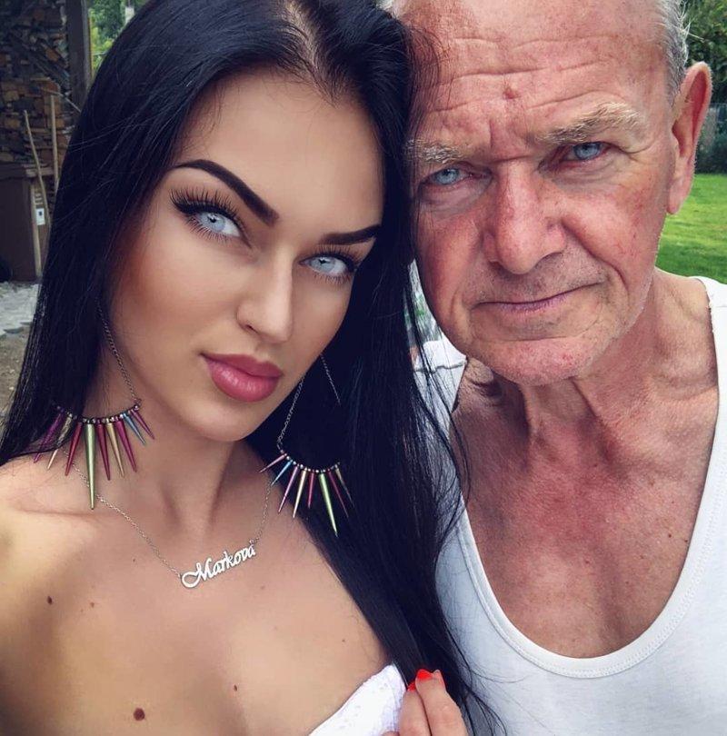 Дед гей и его внучок