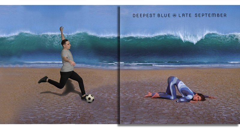 Deepest blue, «late september» (2004)