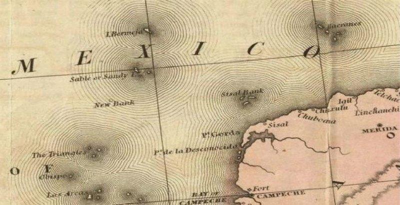 Остров Бермея, Мексика загадка, загадочные места, интересно, интересные места, мир, остров, природа