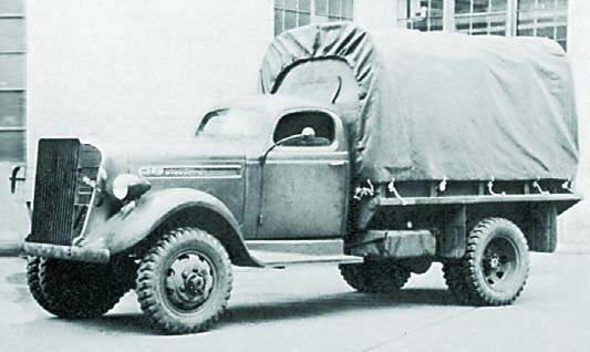 Разработка Chevrolet G506, GMC CCKW, US6, вов, студебекер