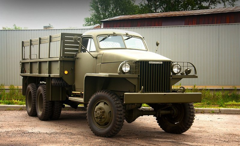 US6 (6x6) Chevrolet G506, GMC CCKW, US6, вов, студебекер