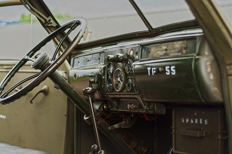 За рулём Студебеккера Chevrolet G506, GMC CCKW, US6, вов, студебекер