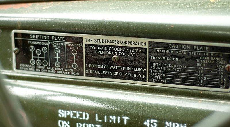 Студебекер Chevrolet G506, GMC CCKW, US6, вов, студебекер