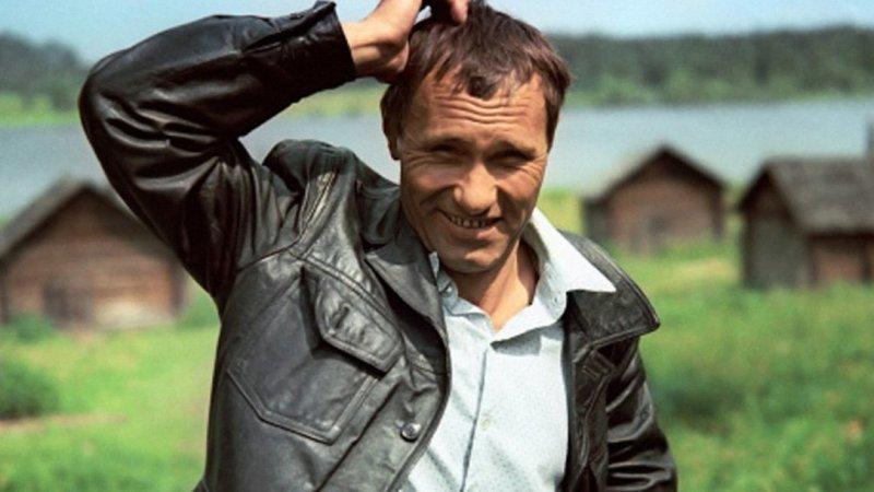 Тест: Угадайте фильмы с Василием Шукшиным по одному кадру! Василий Шукшин, дом кино, кино, тест, угадай по кадру, фильм