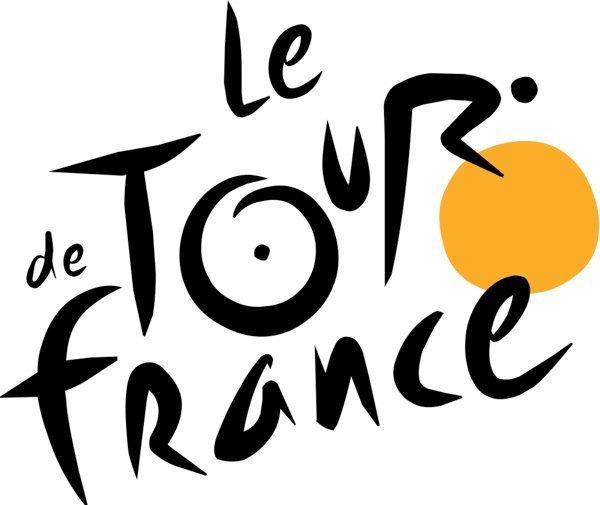 10. Желтое солнце в лого Tour de France одновременно является и передним колесом велосипеда бренд, интересно, логотип, послания