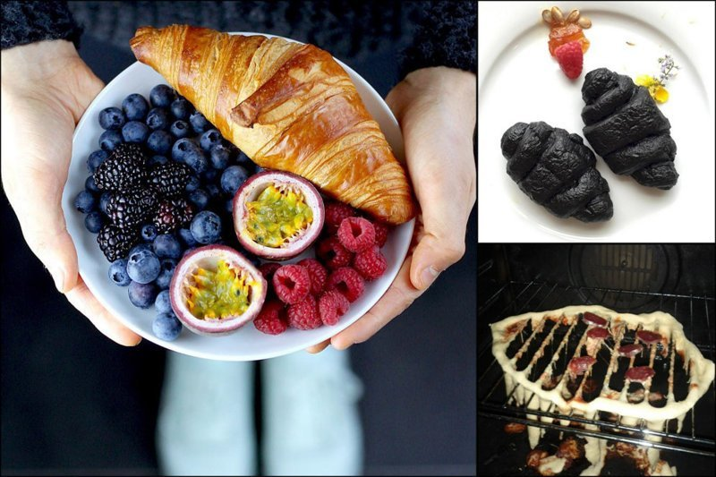 """Шокирующая разница между едой в """"Инстаграме"""" и на твоем кухонном столе Instagram, в мире, еда, разница, реальность, фото"""