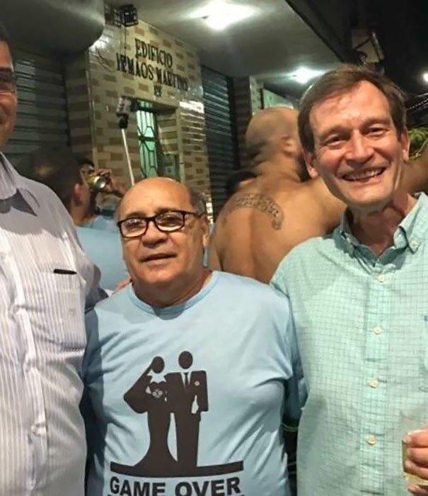 Бразильский Дэнни Де Вито в мире, двойник, знаменитости, люди, похожи, юмор