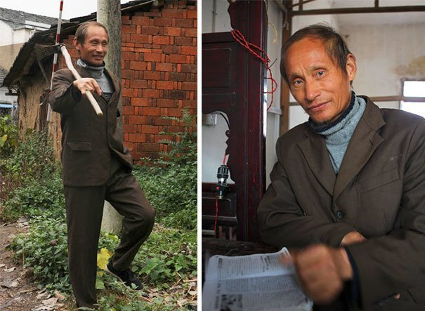 Конечно же, китайский Владимир Путин в мире, двойник, знаменитости, люди, похожи, юмор