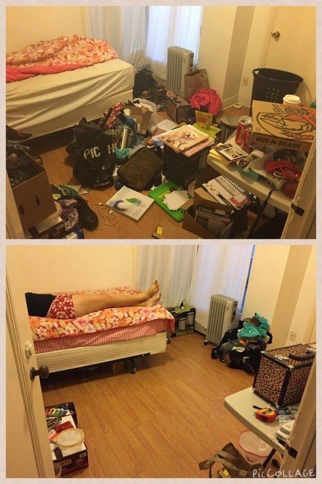 Оказывается, в этой комнате еще и пол есть! блеск и уют, вдохновляюще, дом, домашние заботы, уборка, хозяйство, чистота в доме, чистые картинки