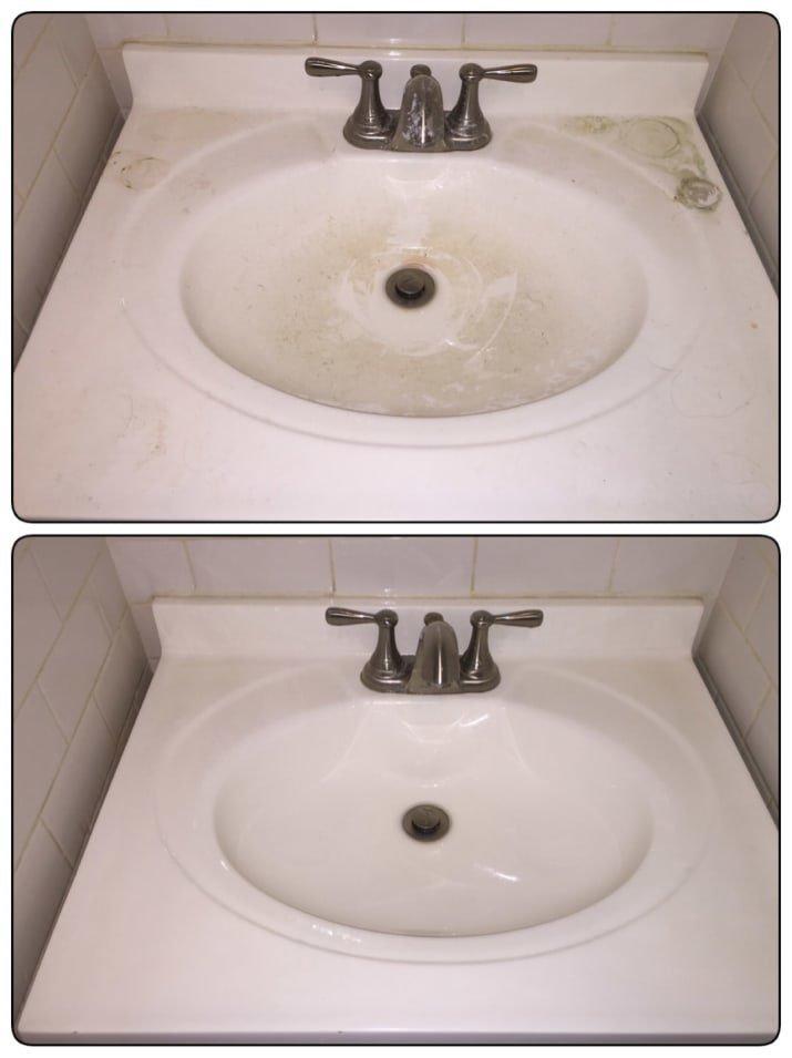 Отмытая раковина - воплощенная радость чистоты блеск и уют, вдохновляюще, дом, домашние заботы, уборка, хозяйство, чистота в доме, чистые картинки
